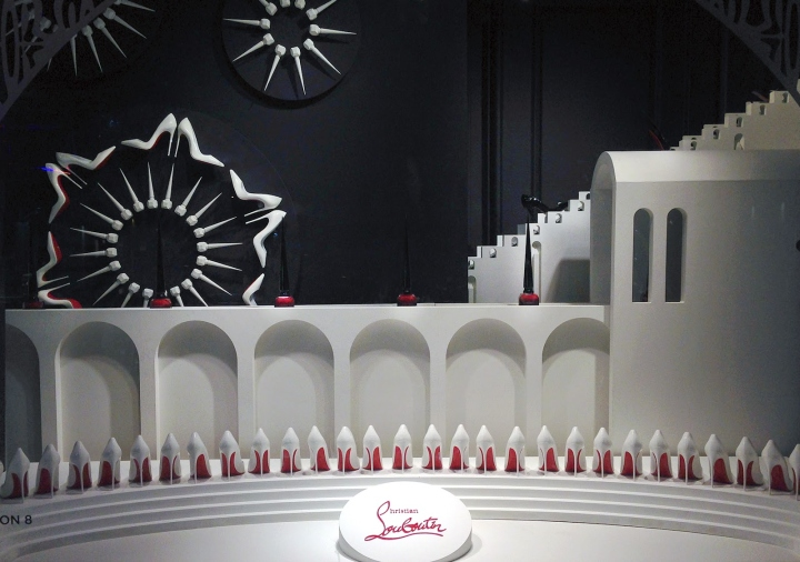 christian louboutin fifth avenue