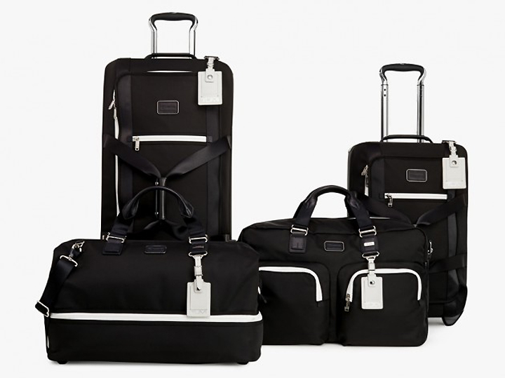 55d8a437259a » Crafted Line luggage set for Lexus  25th Anniversary by TUMI