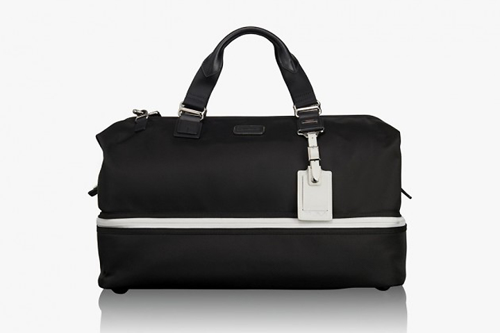 ... the carmaker collaborated with TUMI for a special set of luggages to  accompany their upcoming 2015 Crafted Line of car models. The bags come in  four ... cbafd50751