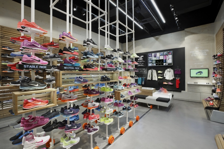 Running nike boutique