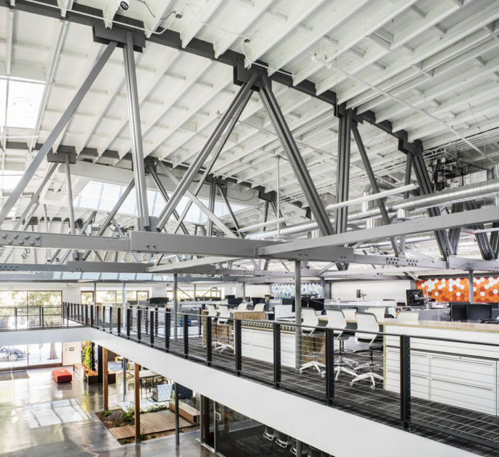 Fme Architecture Design: » DPR Construction Office By FME Architecture + Design