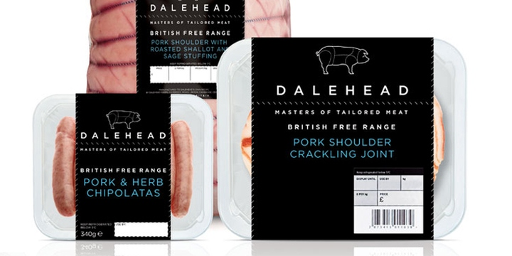 Dalehead branding by Kaleidoscope » Retail Design Blog