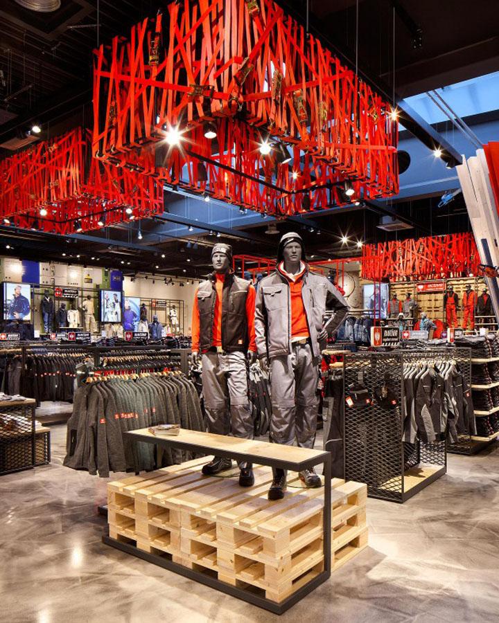 » ENGELBERT STRAUSS Workwear Store By Plajer & Franz