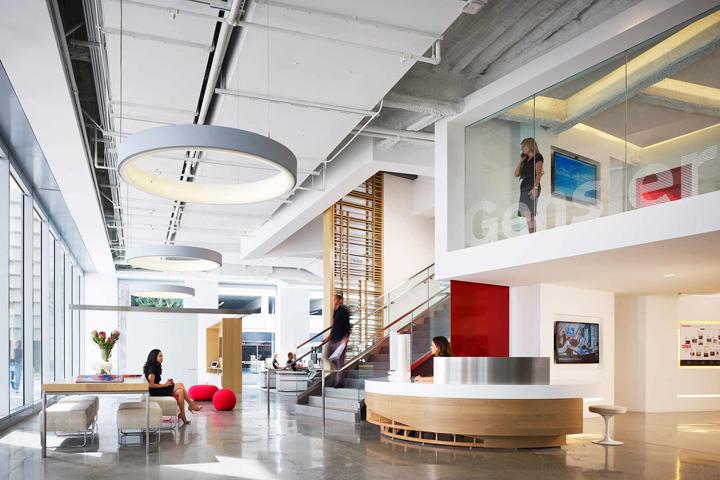 Gensler S Office Newport Beach California Retail Design Blog