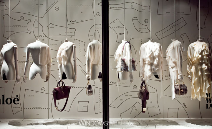 Mannequin Trends 2014 August By WindowsWear Retail