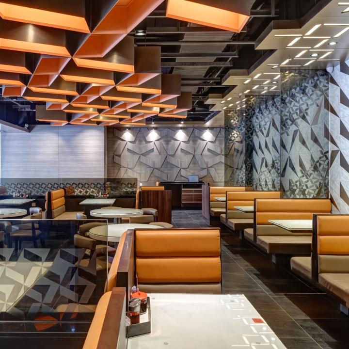 187 Hung Wan Restaurant By Millwork Interiors Shenzhen China