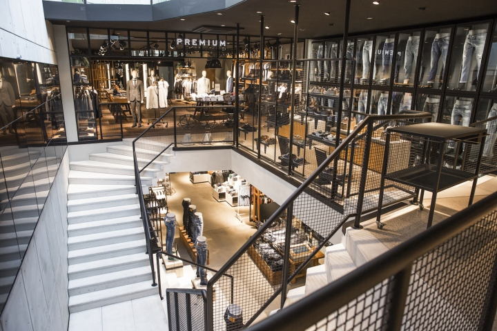 187 Jack Amp Jones Store By Riis Retail Bremen Germany