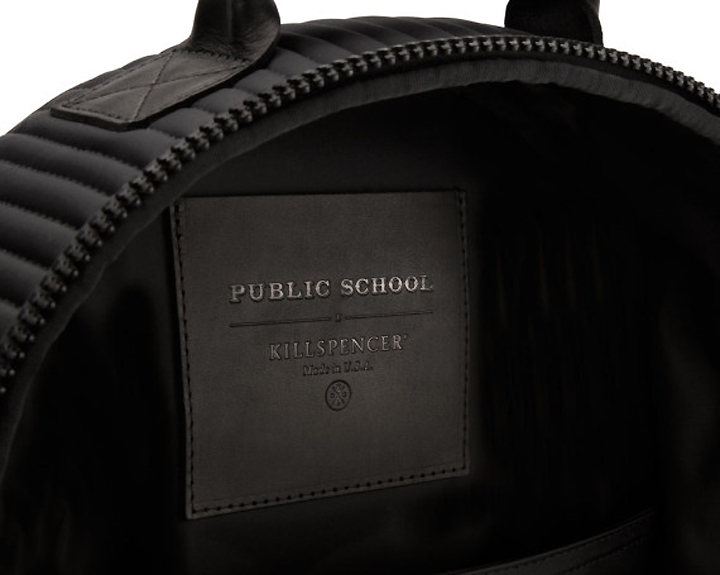 » KILLSPENCER and PUBLIC SCHOOL collaboration for special OPS backpack 2.0 4510626c35c1c