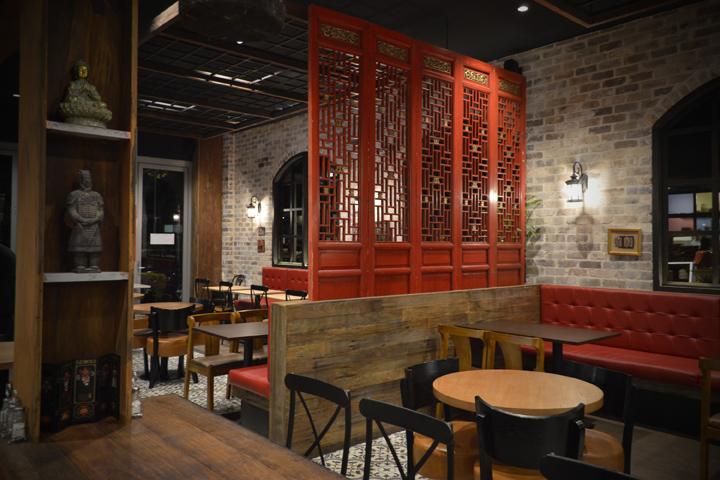 Mama S Wok Restaurant By Archizone Sydney Australia