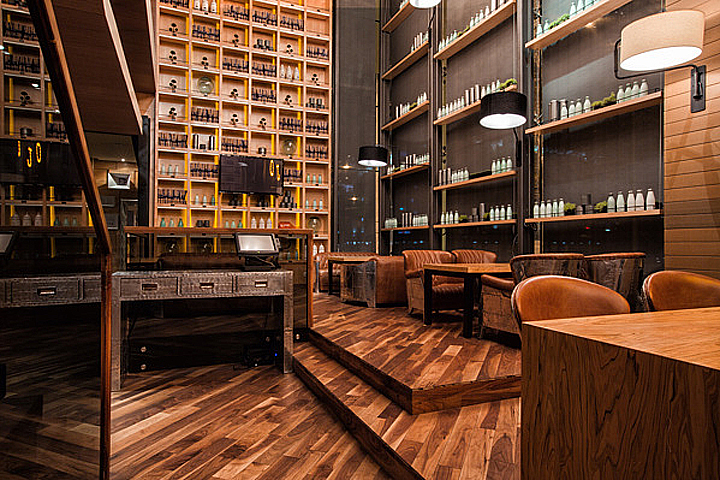 Mojo coffee house by nurlan kamitov astana kazakhstan for Office design kazakhstan