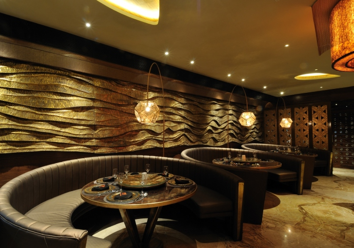Retail design blog n bar grill by sumessh menon for Artisan cuisine of india