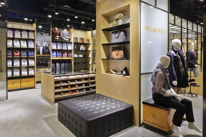 P.S.FA concept shop by Tomo Yamakawa Design, Changzhou ...