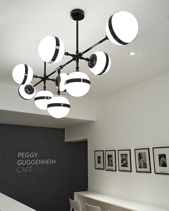 Peggy Guggheneim Café By Hangar Design Group, Venice