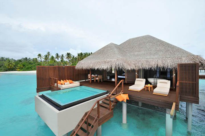 Amongst The Largest Resort Villas In World Each Is Detached Expansive And Equally Luxurious Designed With A Contemporary Elegance Their Stylish Feel