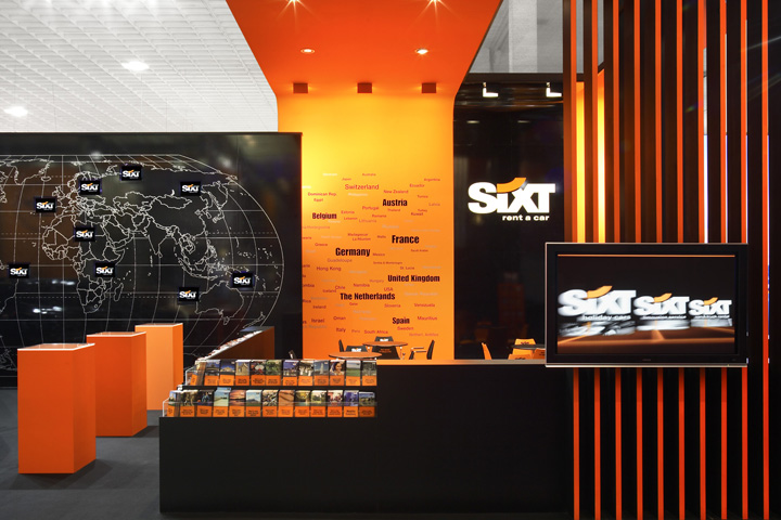 A Trade Show Stand Designed For Germany S Biggest Car