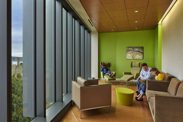 187 Seattle Children S Hospital By Zgf Architects Seattle Us