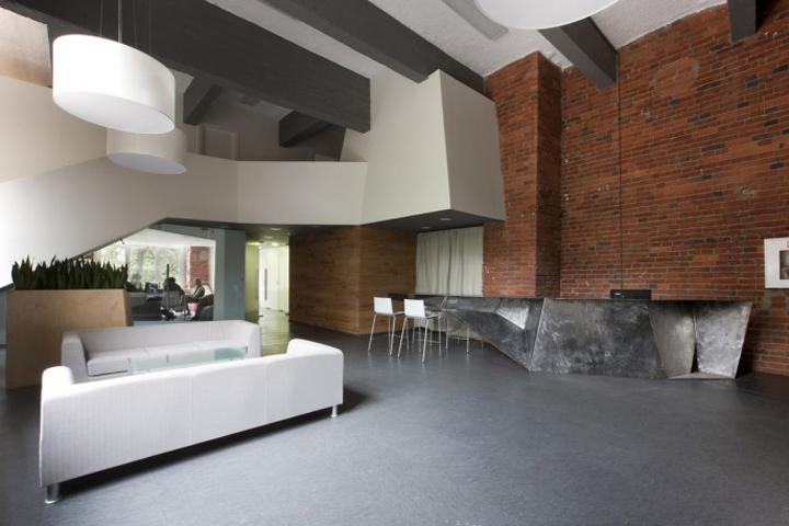 Svoyo Mneniye Office By Za Bor Architects, Moscow U2013 Russia