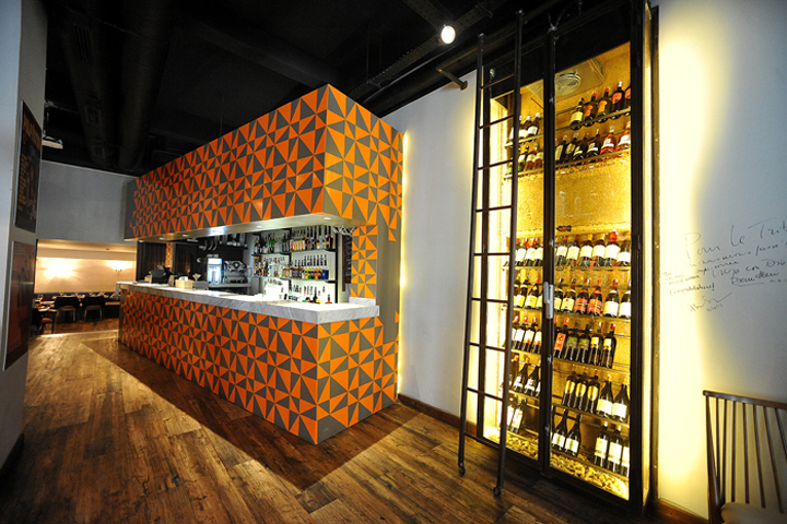 Tribeca restaurant by fabrice maurel casablanca morocco