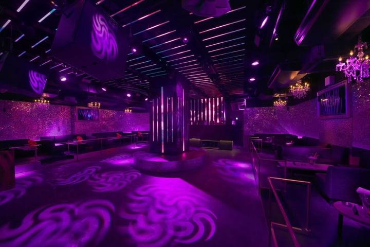 187 Vanity Osaka Night Club By Everedge Osaka Japan