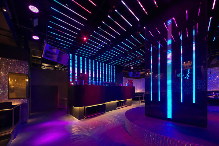 Night Club 187 Retail Design Blog