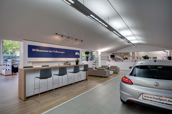 Car showroom interior design ideas for Car showroom exterior design