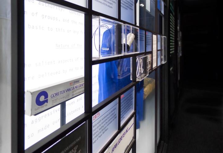 187 W L Gore Amp Associates History Exhibit By Lynn Paik
