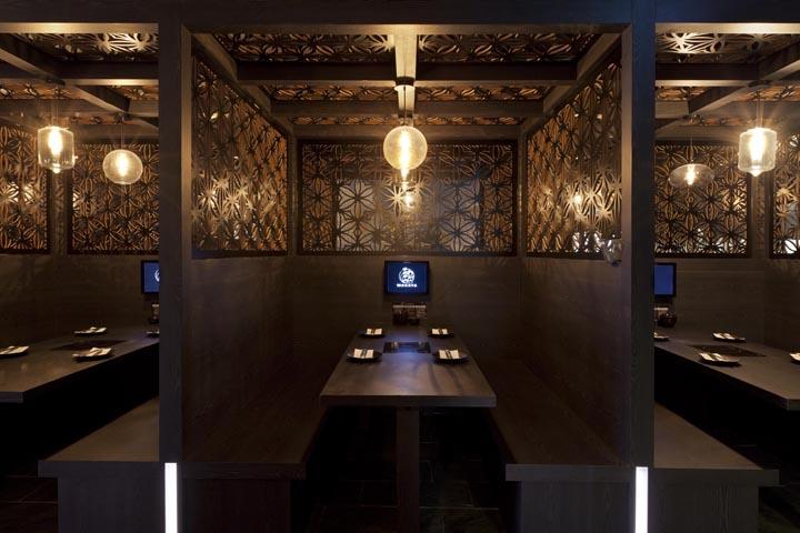 Wagaya japanese restaurant by vie studio melbourne