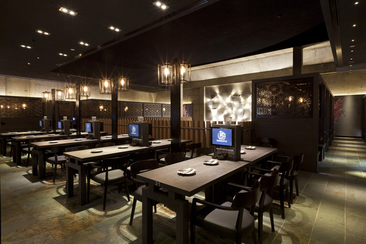 Wagaya Japanese Restaurant By Vie Studio Melbourne