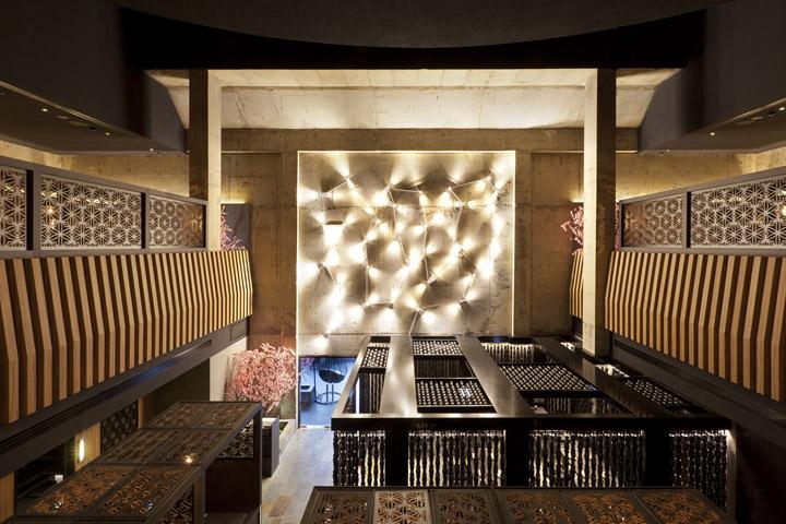 Japanese izakaya restaurant retail design blog for Studio australia