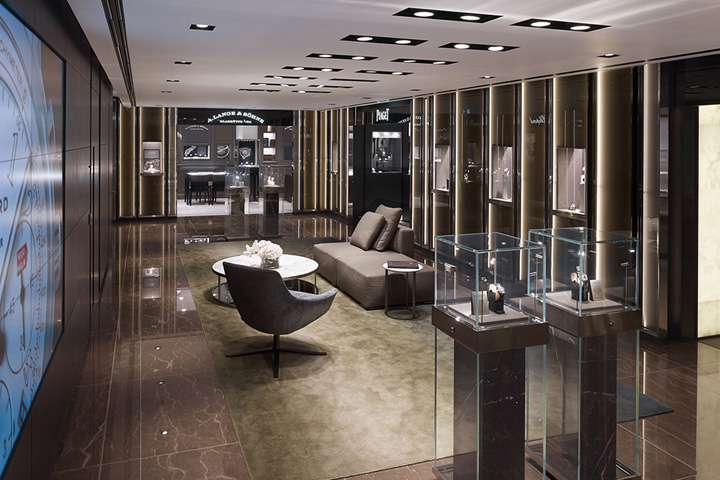 187 Watches Of Switzerland Landmark Flagship Store By