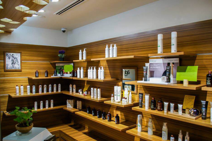 » Adonica Kube wellness and beauty store by FRDC, Singapore