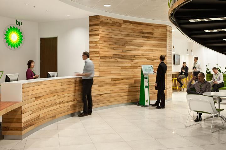 BP head office by Unispace, Auckland – New Zealand