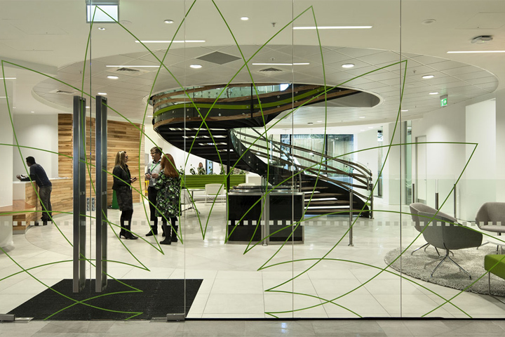 BP Head Office By Unispace Auckland New Zealand September 6th 2014 Retail Design Blog