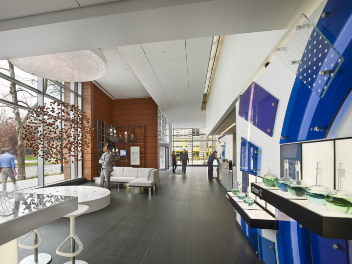 187 Biogen Idec Campus By Nelson Cambridge Massachusetts