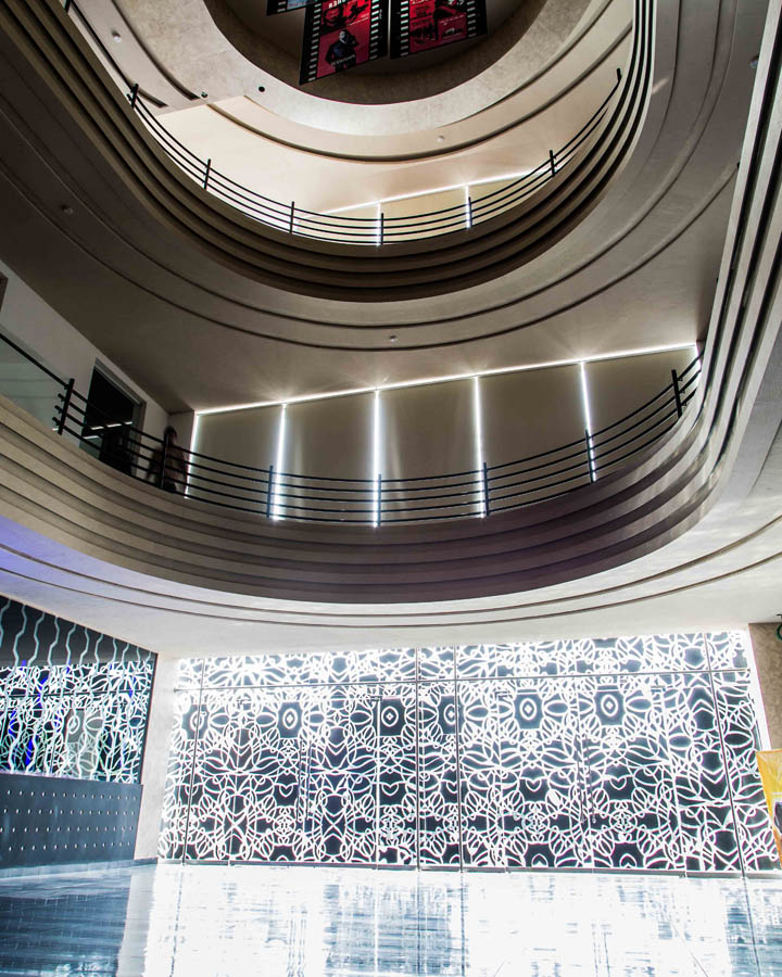 » Cinestar IMAX By ARCHITECTS Inc., Lahore
