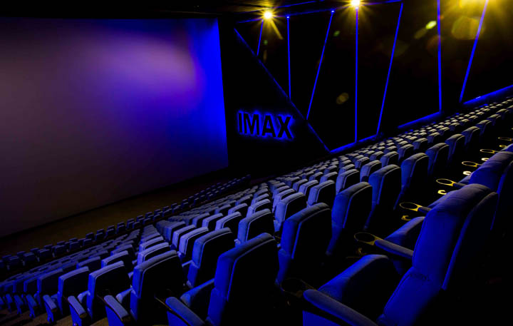 Cinestar Imax By Architects Inc Lahore Pakistan