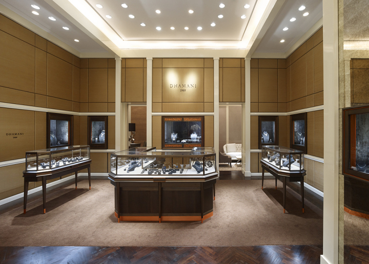 187 Dhamani 1969 Jewelry Boutique By Callison Dubai U A E