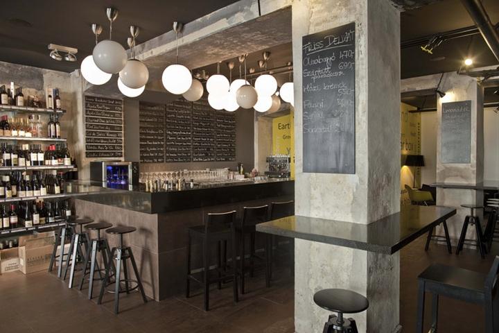 187 Wine Stores Dropshop Wine Store By Suto Interior
