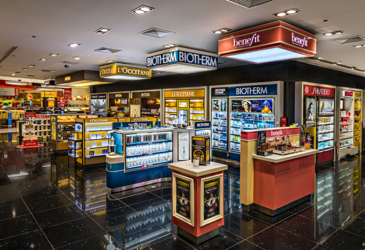 187 Dufry Duty Free Store By Jhp S 227 O Paulo Brazil