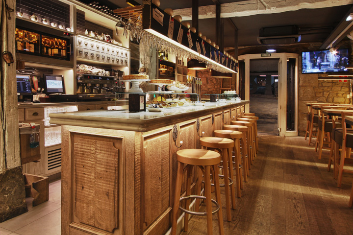 187 Ene Bada Bar Restaurant By Verno Mungia Basque Country