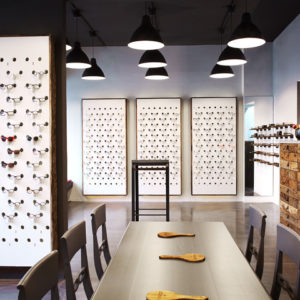 ce6b83b9d5 ... Selfridges | stand | stools | stores | storytelling · Filia76 eyeware  store by Claudia Weber, Kassel – Germany by retail design blog