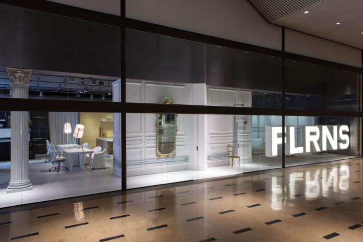 Florense concept store by Albus Sao Paulo Brazil Florense concept store by Albus, São Paulo   Brazil