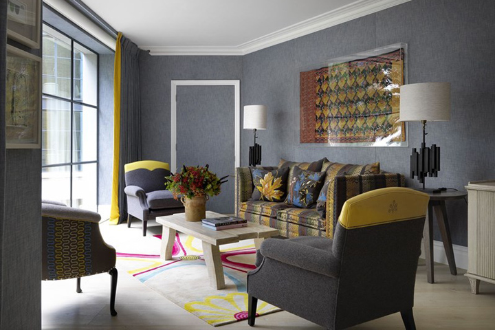 ham yard hotel by kit kemp london uk retail design blog. Black Bedroom Furniture Sets. Home Design Ideas