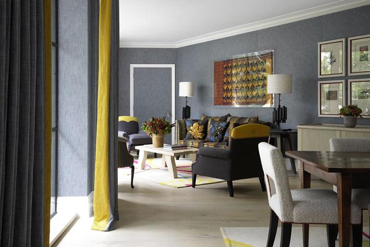 187 Ham Yard Hotel By Kit Kemp London Uk