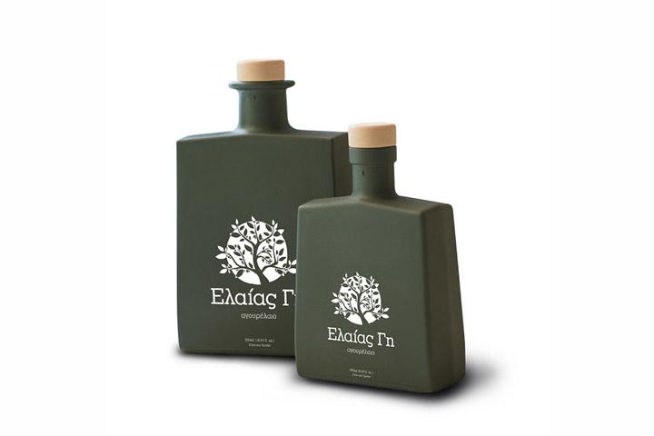 187 Heleas Land Olive Oil Packaging By Christofilakis Vangelis