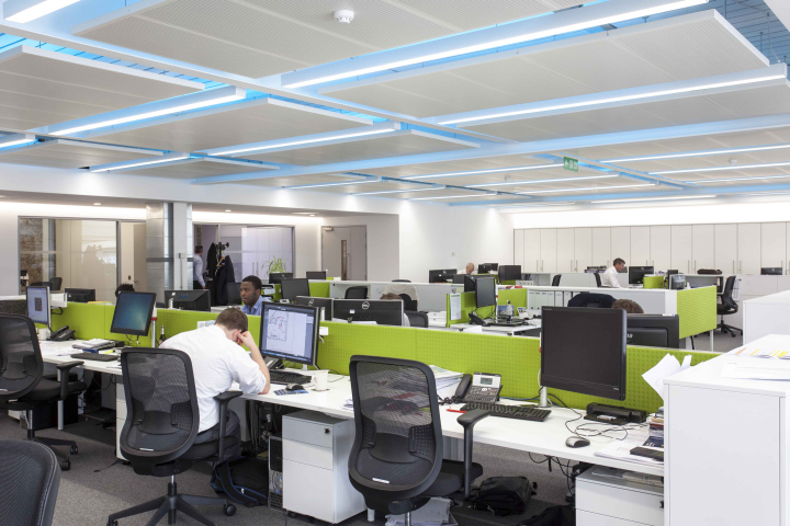 187 Hoare Lea Lighting Office London Uk