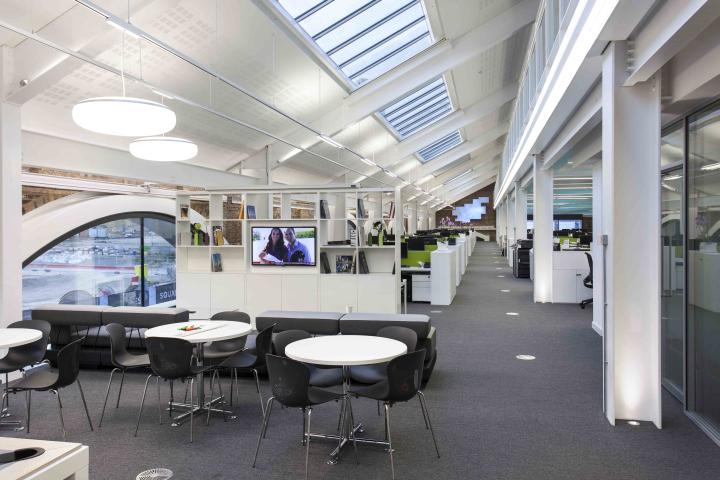 lighting in an office. hoare lea lighting office london u2013 uk in an g