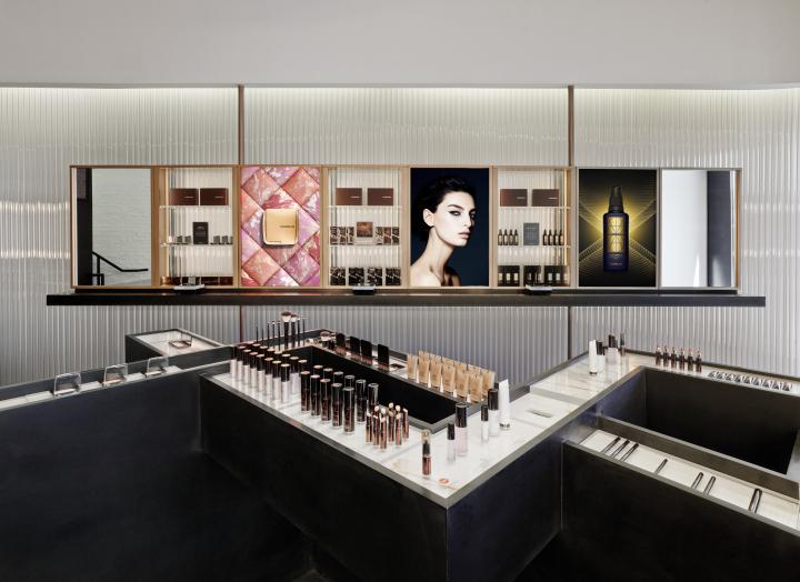 加利福尼亚-威尼斯–Hourglass美发沙龙店设计