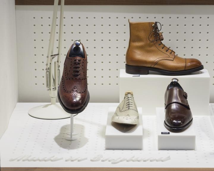 伦敦,英国Joseph鞋店设计