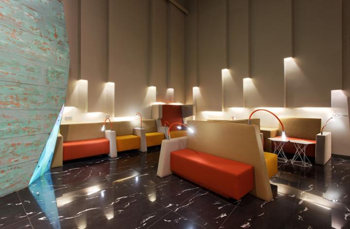 Koltsovo Airport VIP Lounge By Nefaresearch Yekaterinburg